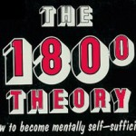 image of the 180 degree theory how to become mentally self-sufficient